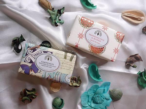Shiangers 香爵 英國製復古香氛皂