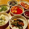 5/30 韓國街的晚飯