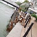 10/26 河畔雕塑