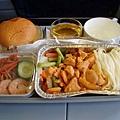 11/24  飛機餐慣例是要照一下