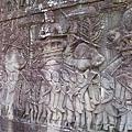 11/25 大吳哥 Angkor thom 的The bayon  巴榮廟