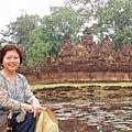 10/26 Banteay Srei女皇宮