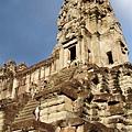 10/26 Angkor wart 每年一定有遊客受傷吧