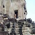 10/26 Angkor wart 爬高高