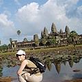 10/26 Angkor wart 總是要合影一下