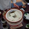 5/29 聽松院  湯豆腐