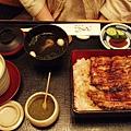 5/30 晚餐 鰻魚飯又一發