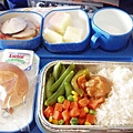 day 1- 2 南航的難吃飛機餐