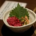 day 3 長崎 - 熊本 029 大吃大喝馬肉料理 納豆-1.JPG