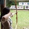 九族文化村  射箭遊戲