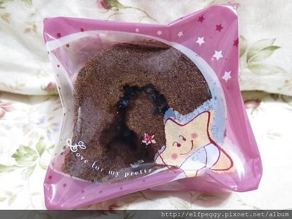 巧克力捲心糕