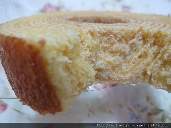 蜂蜜年輪蛋糕