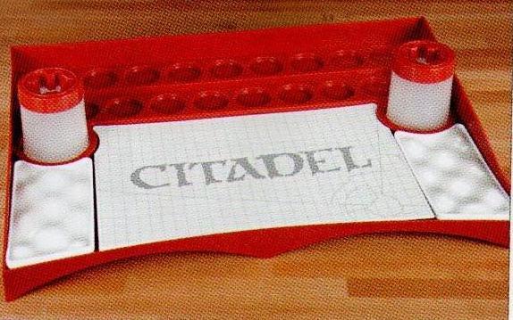工作平台+(紅色)