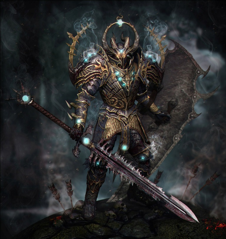 chaos-warrior-from-warhammer-online