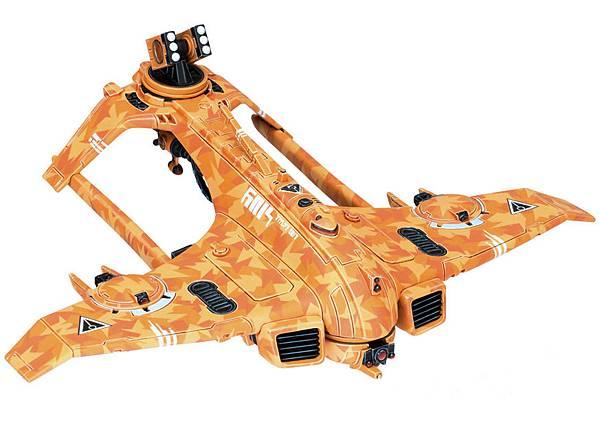 豔陽鯊轟炸艇