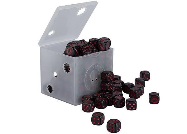 砲轟骰方塊