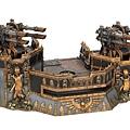 忠烈鐵壁:重火力堡壘