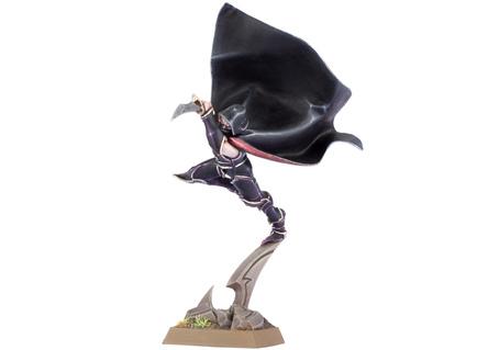 暗黑精靈影刃