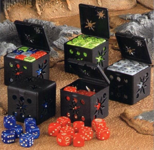 卡傲斯骰子方塊