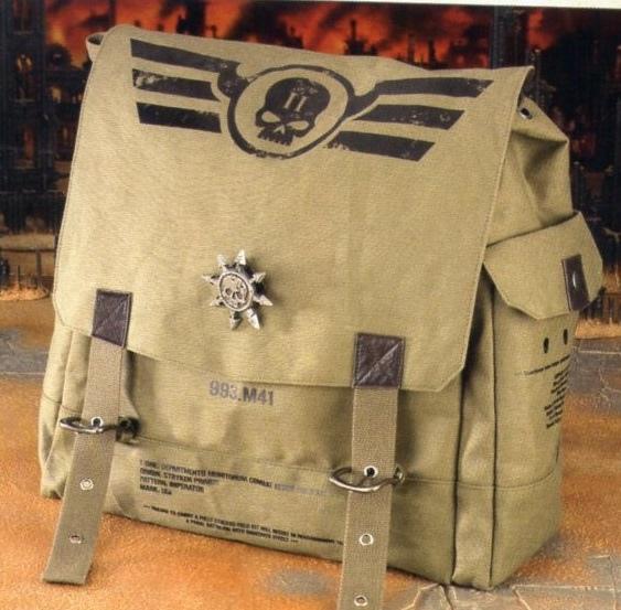 軍委戰鬥背包