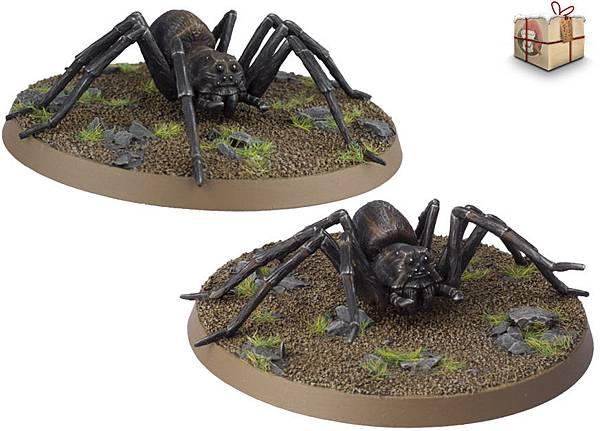 幽暗密林蜘蛛