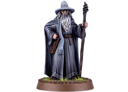 灰袍巫師甘道夫