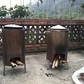 桶仔雞與竹筒飯