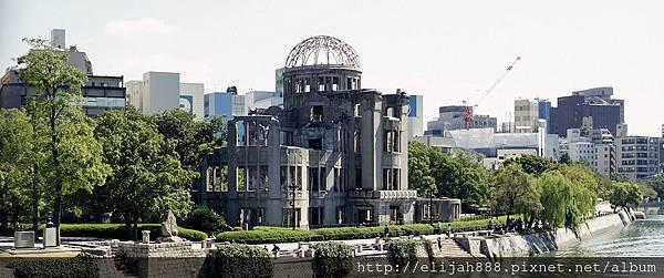 廣島核爆圓頂屋
