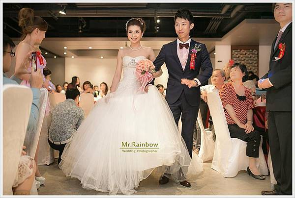 Mr.Rainbow 彩虹先生專業婚禮記錄6