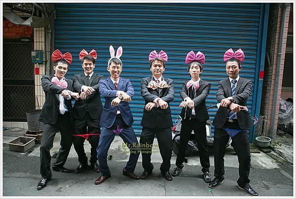 Mr.Rainbow 彩虹先生專業婚禮記錄1
