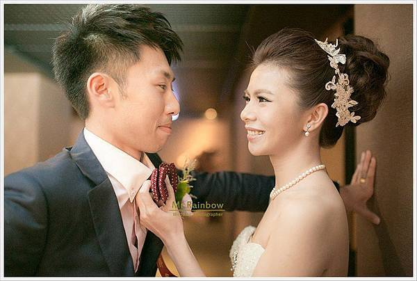 Mr.Rainbow 彩虹先生專業婚禮記錄2