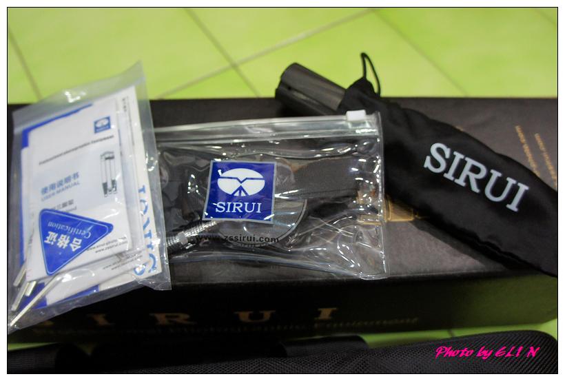 思銳SIRUI N2205專業碳纖維腳架+G20雲台-8.jpg