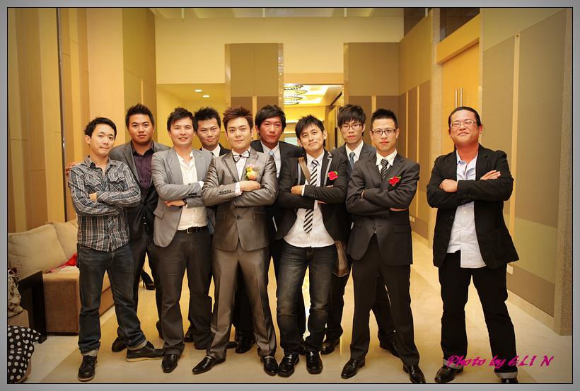 1010310-泰生&羿含Wedding Party-205