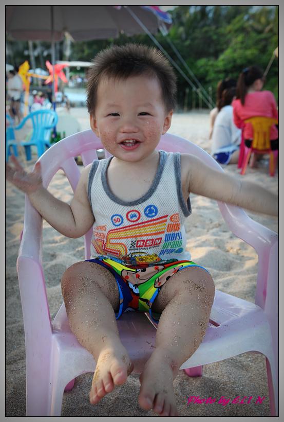 1020608-陽光..沙灘..小朋友之墾丁遊-19