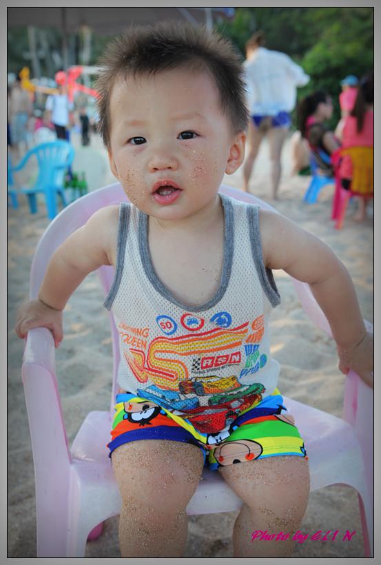 1020608-陽光..沙灘..小朋友之墾丁遊-20