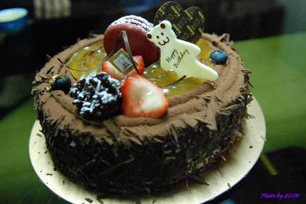 990821-Amber一歲的生日蛋糕.jpg
