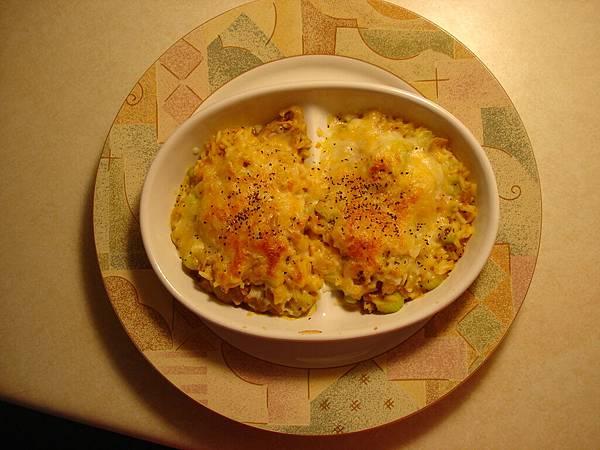 南瓜焗烤飯.JPG