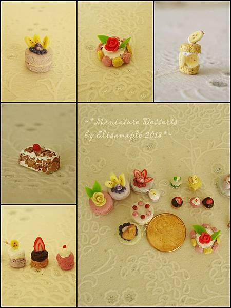 miniature cakes tile2