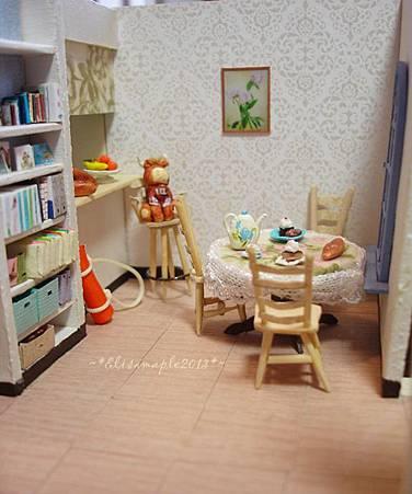 miniature dining room 05