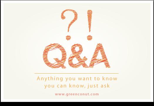 綠果 Q&A 常見問題