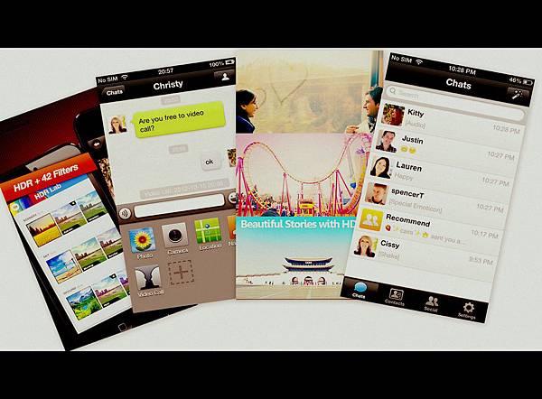WeChat 微信