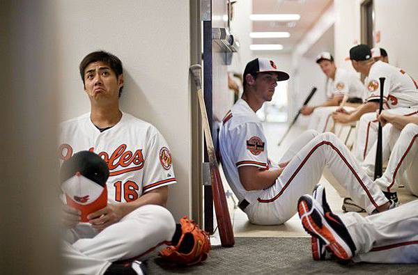 APTOPIX_Orioles_Spring_Baseball_0b2f8