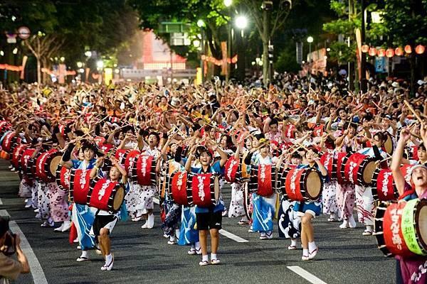 日本夏季祭典