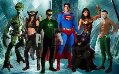 Justice League Mortal 2013