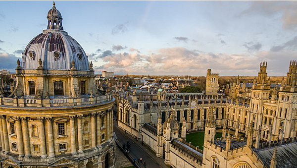 UK RANKING 2020英國大學排名 Oxford University gogoenglish