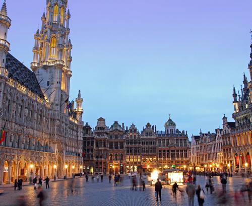 比利時布魯塞爾大廣場
