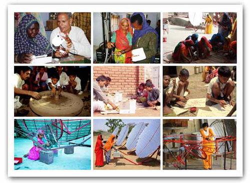 印度赤腳學院