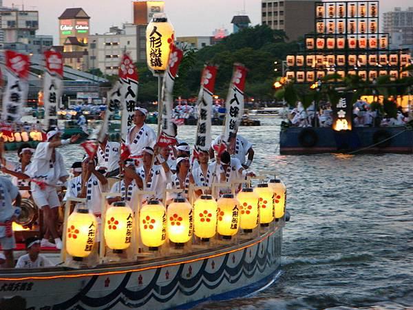 日本大阪天神祭