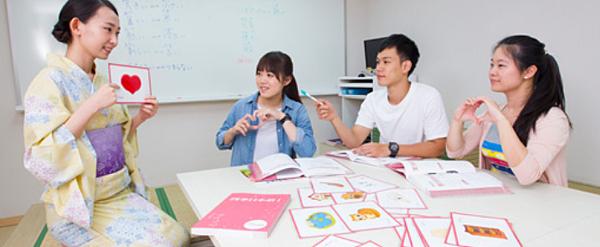日文教學特色-菁英《四季日本語》日文補習班