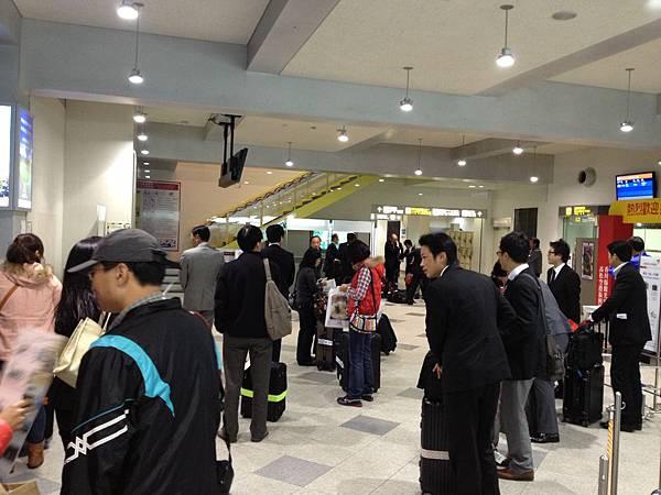 高松機場(very mini)